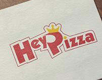 Logo HeyPizza - Acadêmico