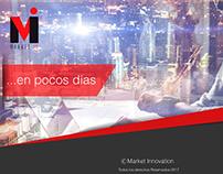Pagina espectativa; Market Innovation