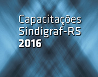 Capacitações Sindigraf-RS 2016