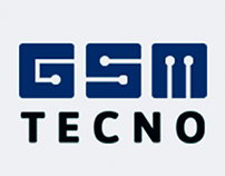 GSM TECNO - LOGO Y GESTÃO DE REDES SOCIAIS