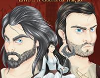 e-book cover: Crônicas de Oldar I