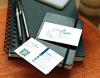Cartão de visita e Logo