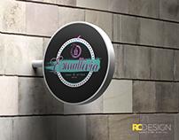 Identidade visual (Logo + Cartão de visita) #Design