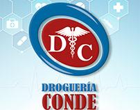 Redes Sociales Droguería Conde (Colombia)