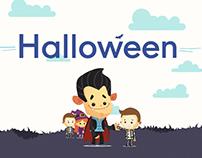 Halloween en Mothercare