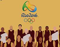 Viñeta Rio 2016 - desdelaplaza.com