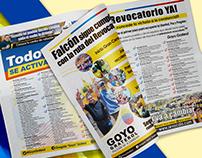 Medios Impresos - Goyo Graterol