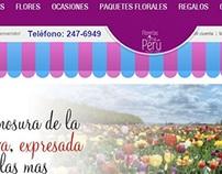 Florerías Lima Perú
