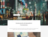 Web-design and code adtena.com