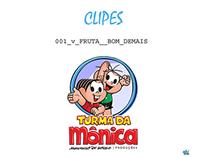 Story Board_CLIPE Musical MÔNICA