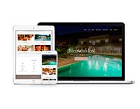 Web Institucional - Hotel Spa & Boutique