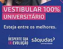 Vestibular 100% Universitário São Judas