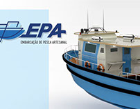 Design de Embarcação de Pesca - Fishing Vessel Project