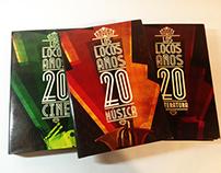 Los locos años 20 - Libro