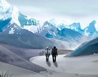 Alpinistas - Animación