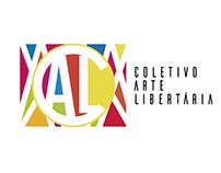 Logotipo Coletivo Arte Libertária