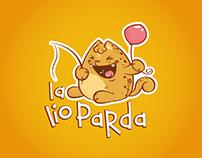 La Lioparda - Logo Design