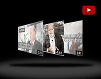 Vídeos FullHD para C&S Projetos e Mercado