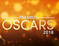 Premios Oscars 2018 NTN24
