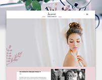 Jazmin ~ Web design