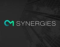 CM Synergies - Identidad Gráfica & Website