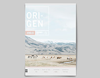 Revista · ORIGEN