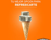 Redes Sociales @TiendaGigante