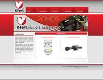 Fortex Website, online catalog.