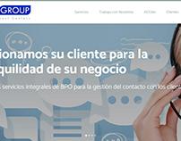 Wordpress - http://accgroup.com.ar/