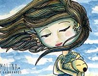 La niña y el Fideoso 1 de 3
