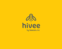 Hivee App - by beecon.me