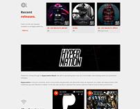 HYPERNATION - Website
