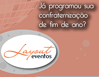 E-mail Marketing - Layout Eventos
