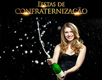 Folder Evento Corporativo - Tulip Inn Copacabana