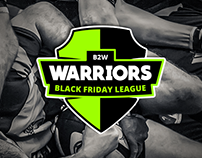 WARRIORS - Black Friday