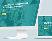 IOUU -  Landing Page