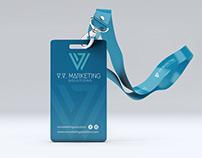 Manual de Identidad V.V. Marketing Solutions