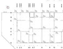 Projeto Residência Geminada - Área 166 m²