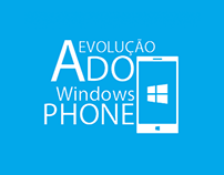 Infográfico: A EVOLUÇÃO DO WINDOWS PHONE