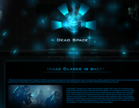 Dead Space - Fan layout