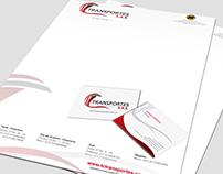 Diseño de Tarjetas y Membrete