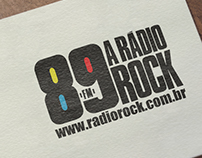 Anuncio A Rádio Rock - Acadêmico