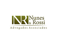 Nunes & Rossi - logo creation