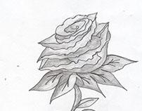 Rosas y Hongos