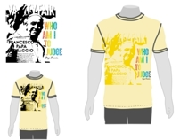 T shirt for Pope winner in design crowd contest
