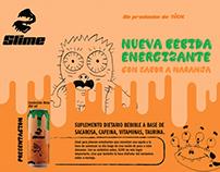 Bebida Energizante Slime