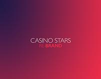 Casino Stars Re-brand