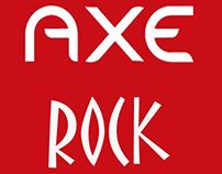 Campaña Nuevo Axe Rock