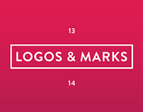 LOGOS & MARKS | 2013-2014