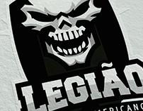 Logotipo - Legião Futebol Americano